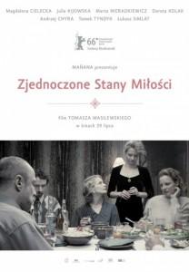 """""""Zjednoczone stany miłości"""", reż. Tomasz Wasilewski (2015)"""
