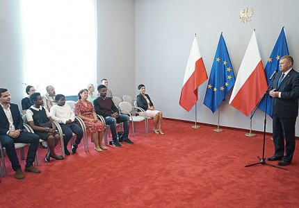 Nowi obywatele RP w Bydgoszczy