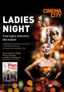 "LADIES NIGHT: ""Plan Maggie""!"